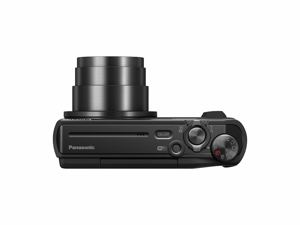 Panasonic lumix dmc tz57 zoom optique puissant et cran for Appareil photo ecran 180