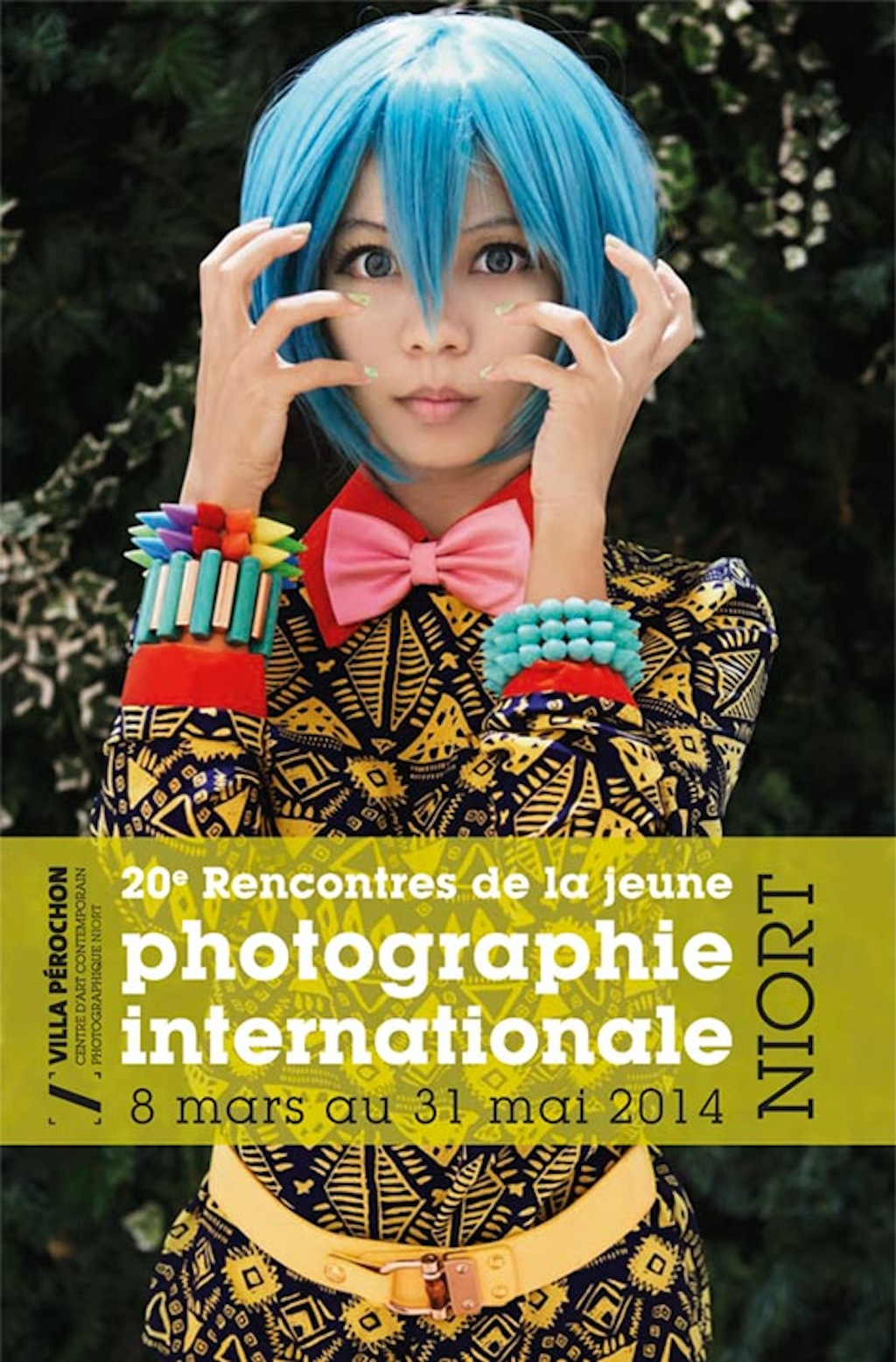 Rencontres internationales de la photographie 2016