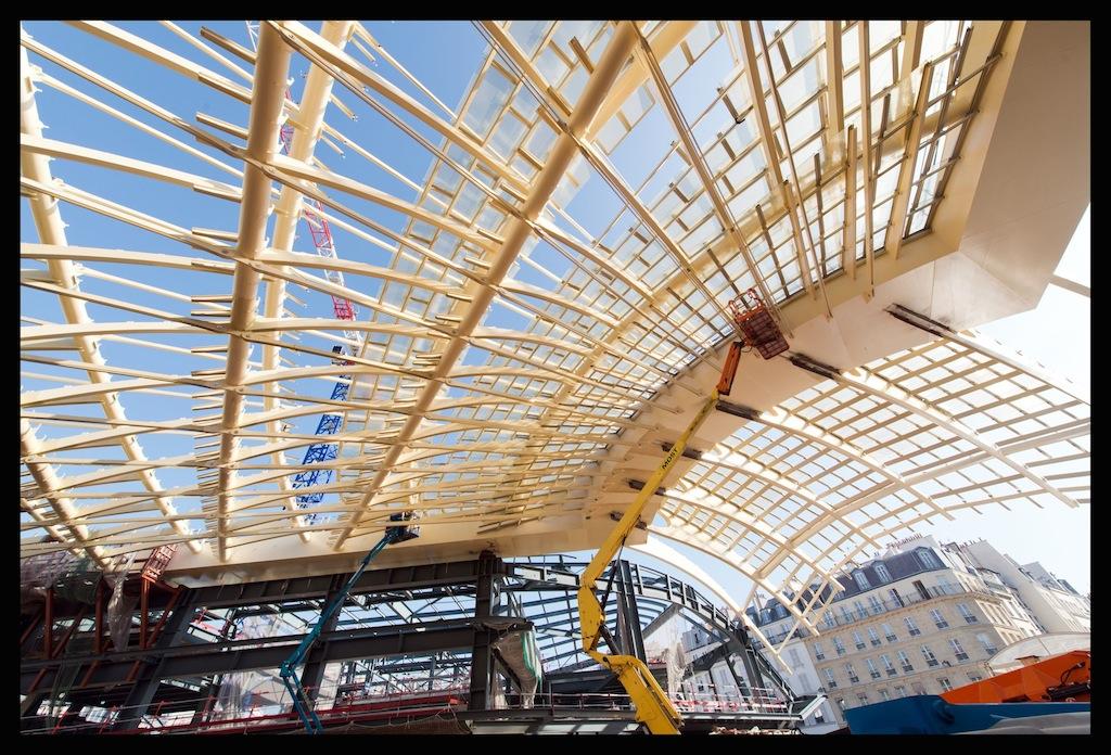 La Canopee Exposition Photo Inedite Au Forum Des Halles Actuphoto