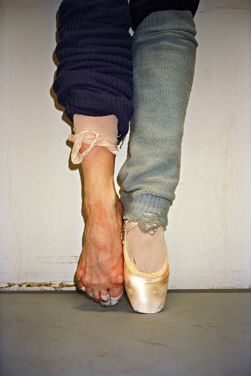 Фото стоп балерин 1 фотография