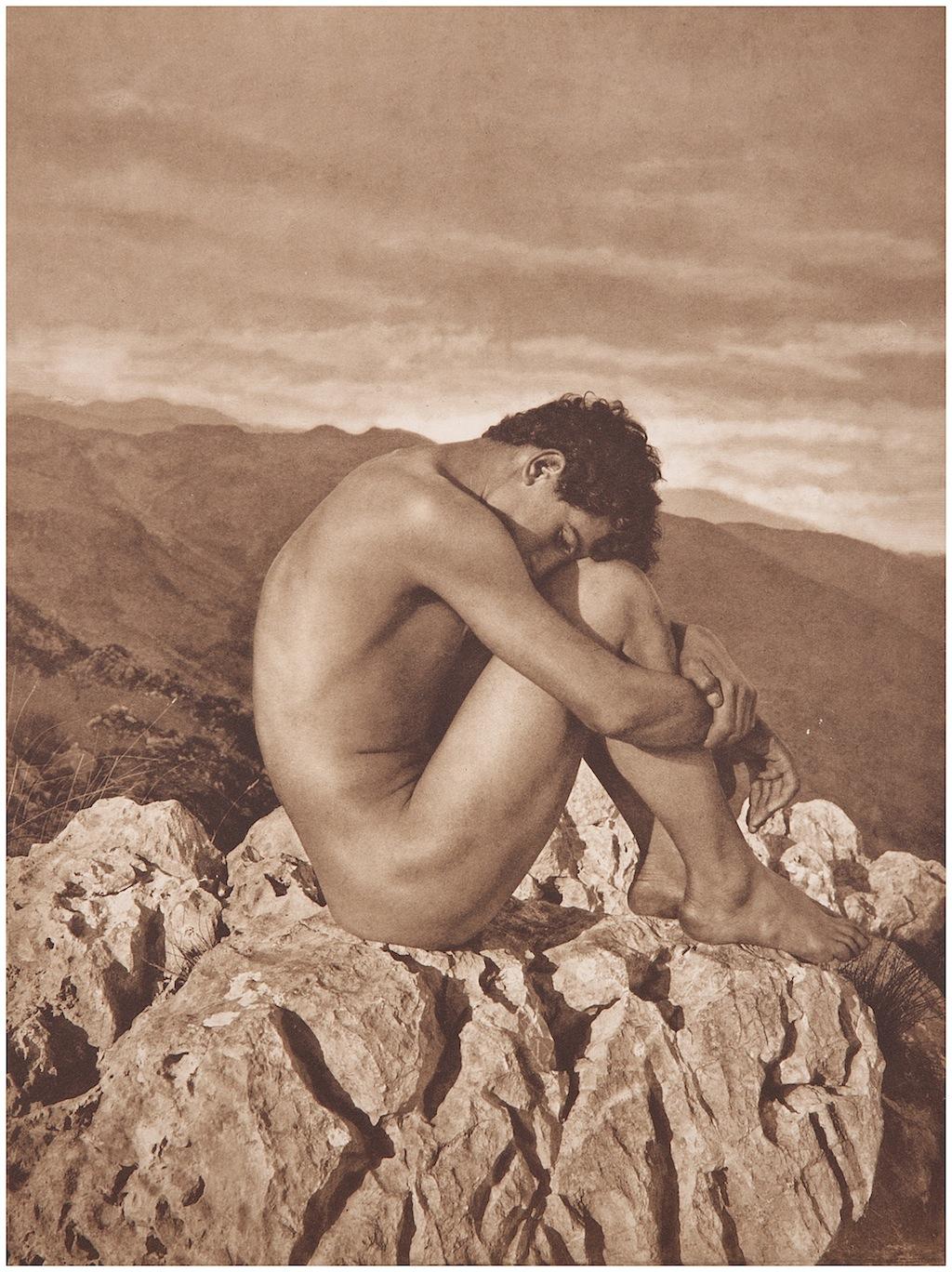 Photo de corps masculin