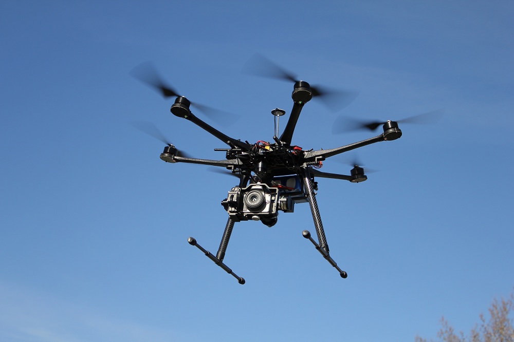 Drone et images : notre décryptage