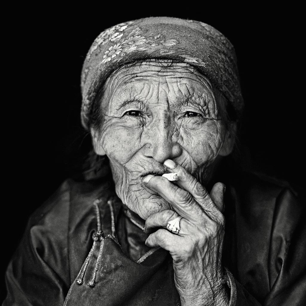 Christine Turnauer : Une présence dans ses portraits